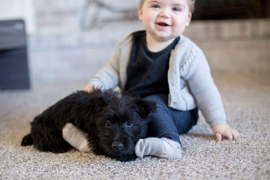 Kerek and Marisa Martin Mount Joy PA child